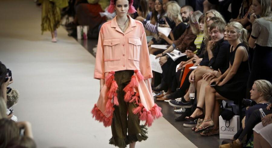 Copenhagen Fashion Week er dansk modes store udstillingsvindue - modebranchen tror på tror på fremgang i 2013.
