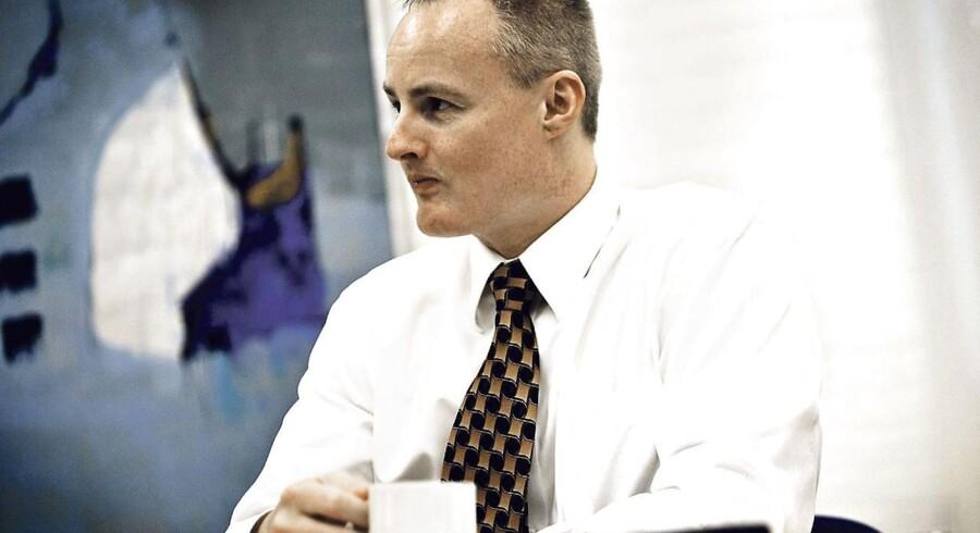 Vestas' tidligere finansdirektør Henrik Nørremark, der lige nu kæmper om sin fratrædelsesgodtgørelse og 144 mio. kroner med sin gamle arbejdsplads, arbejder sammen med andre eks-chefer på en ny vindfond.