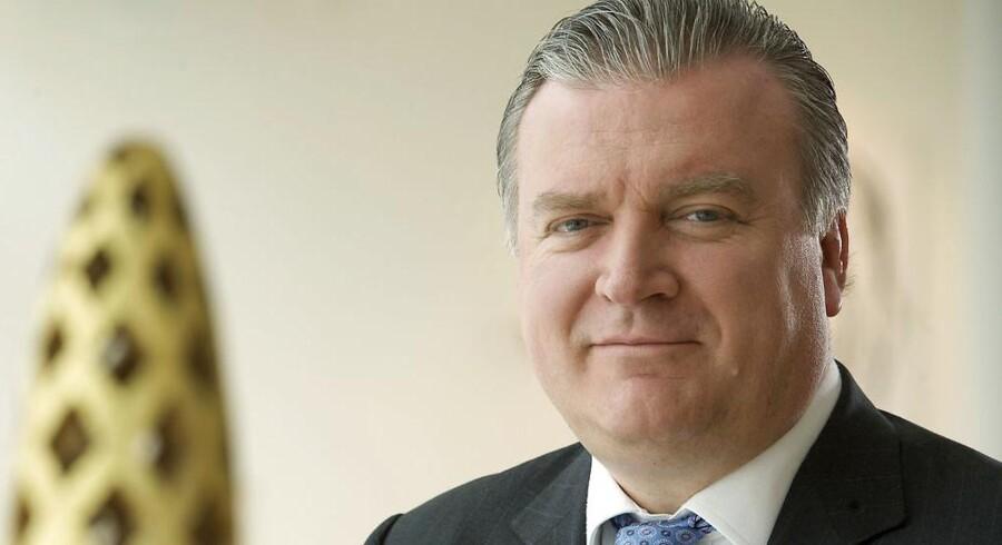 Lars Seier Christensen, direktør i Saxobank