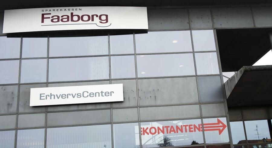 Sparekassen Faaborg overtages af Sparekassen Sjælland Foto: Johnny Wichmann