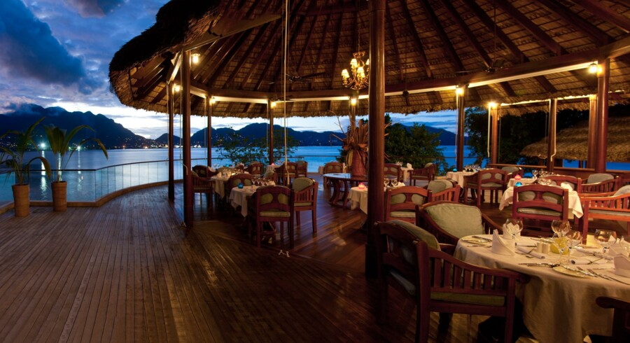 Cerf Island Resort.