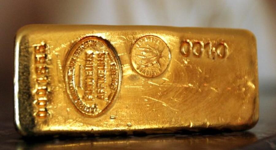 Jyske Bank giver deres bud på otte guldaktier i udlandet.