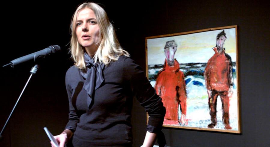 Venstres medieordfører Ellen Trane Nørby.