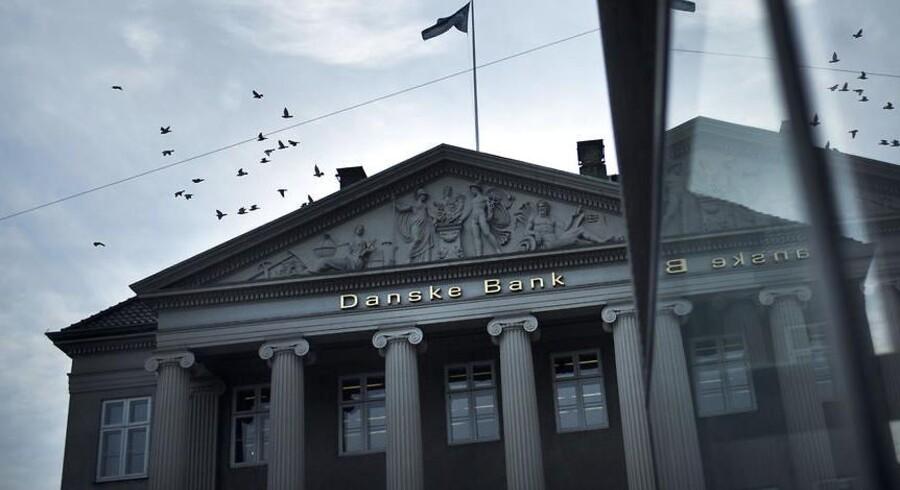 Danske Bank fyrer 250 medarbejdere. Siden 2008 er mere end 3.500 stillinger nedlagt i Danske Bank.