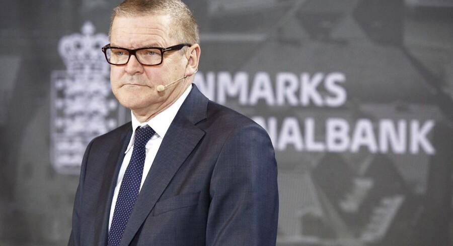 Lars Rohde, der tiltrådte som nationalbankdirektør for et års tid siden, har flere svære sager, som han skal overbevise danskerne om fornuften i.