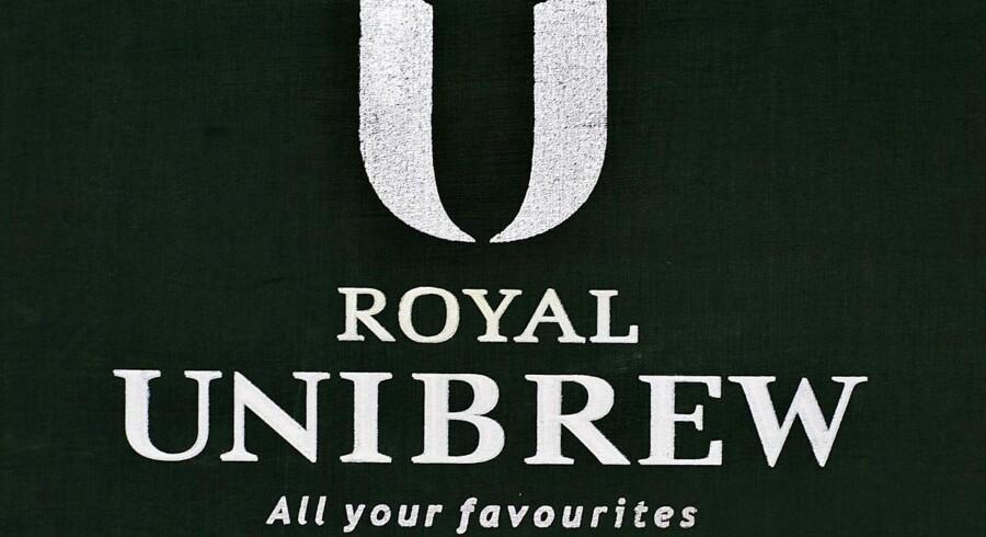 Bryggeriet Royal Unibrew kom ud af første kvartal med en omsætning på 751 mio.