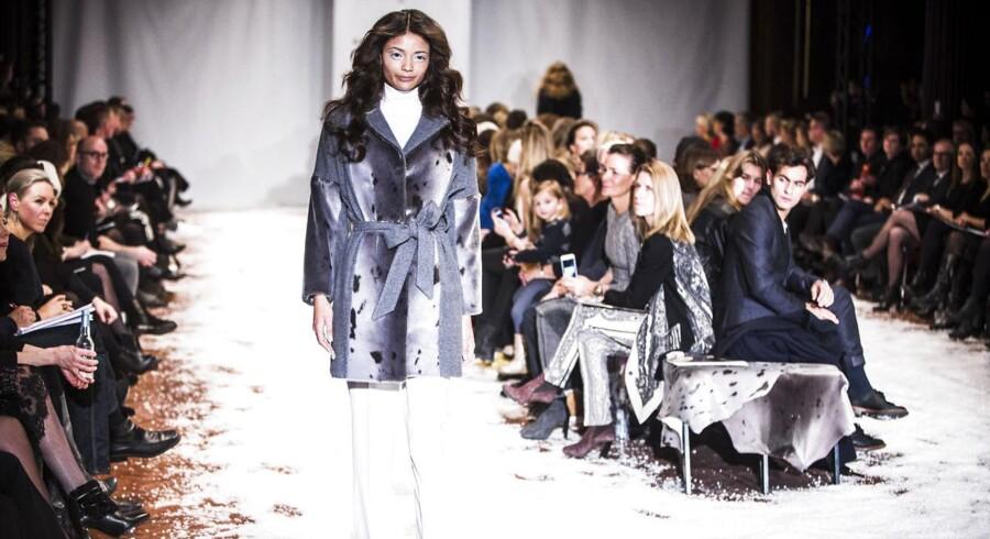 Great Greenland og Jesper Høvring modeshow i Den Gamle Børsbygning onsdag d. 28 januar 2015 i forbindelse med Copenhagen Fashion Week.