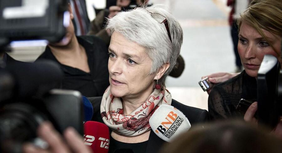 Annette Vilhelmsen (SF), tidligere socialminister, slår fast, at hun ikke gjorde noget ulovligt i den såkaldte Zornig-sag.