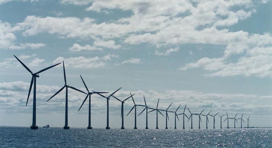 EDPR har i 2013 et mål om opsætning af møller med en samlet kapacitet på 500 megawatt.