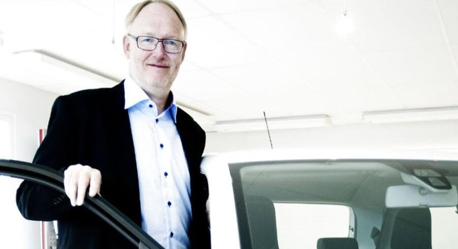 Direktøren i Semler Group, Jens Bjerrisgaard.