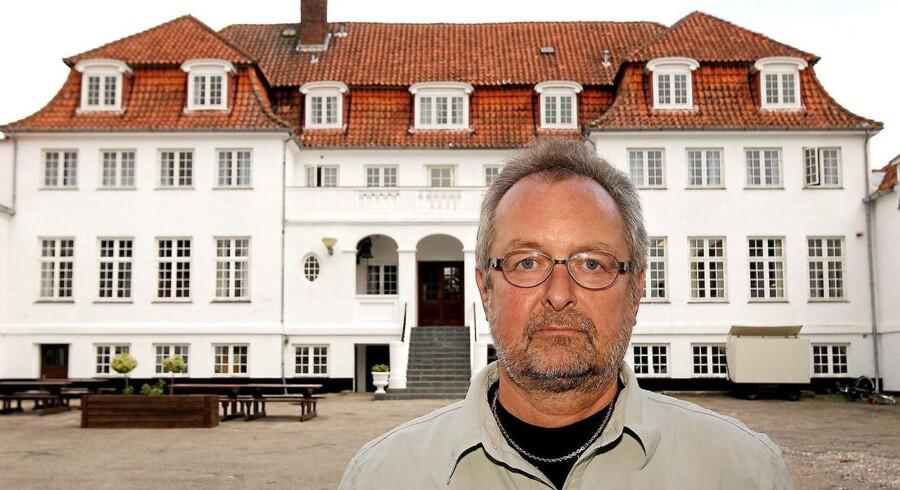 Truels Truelsen, forstander, Lundby Efterskole.