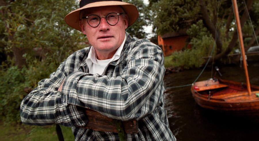 Harald Holstein. Arkivfoto: Claus Bjørn Larsen