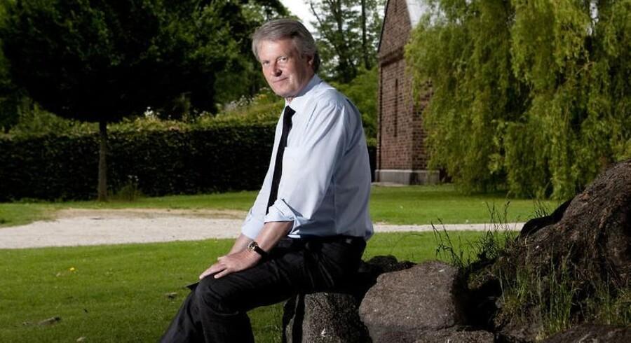»Vi har et ansvar for at være med til at hjælpe nogle af de ulykkelige menneskeskæbner,« siger borgmester i Ringsted, Niels Ulrich Hermansen.