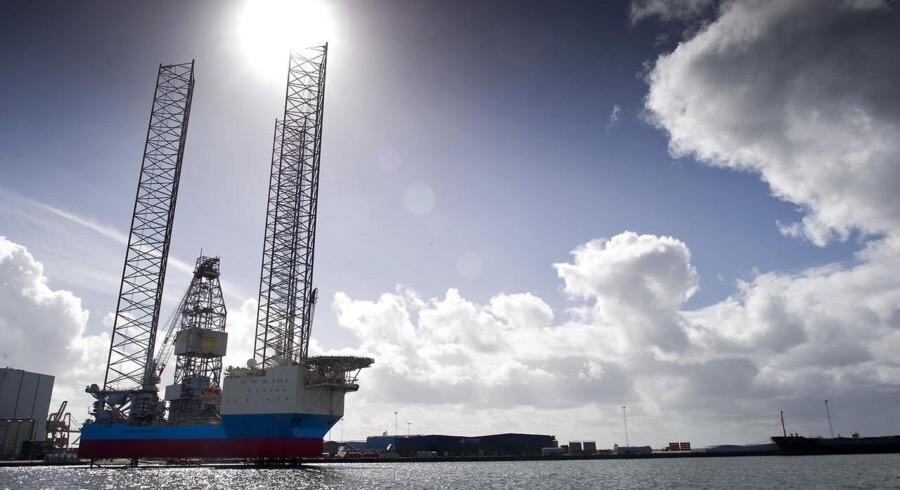 De store olieselskaber tøver med nye efterforskninger, så længe den globale økonomi syner usikker.