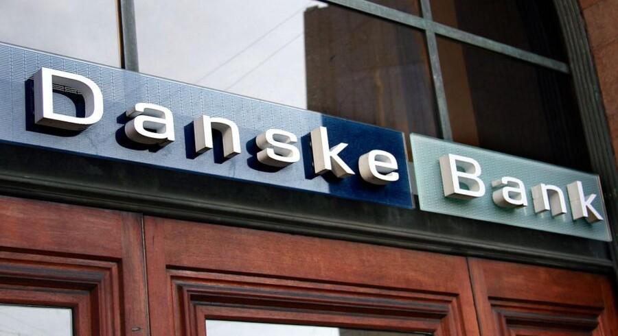24 millioner kroner i erstatning er Danske Bank dømt til at betale til en række norske kunder. Foto: Scanpix