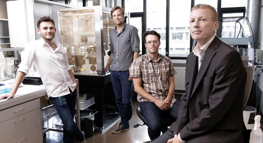 Acesion Pharma er et nyt biotekselskab startet på resterne af Neurosearch.
