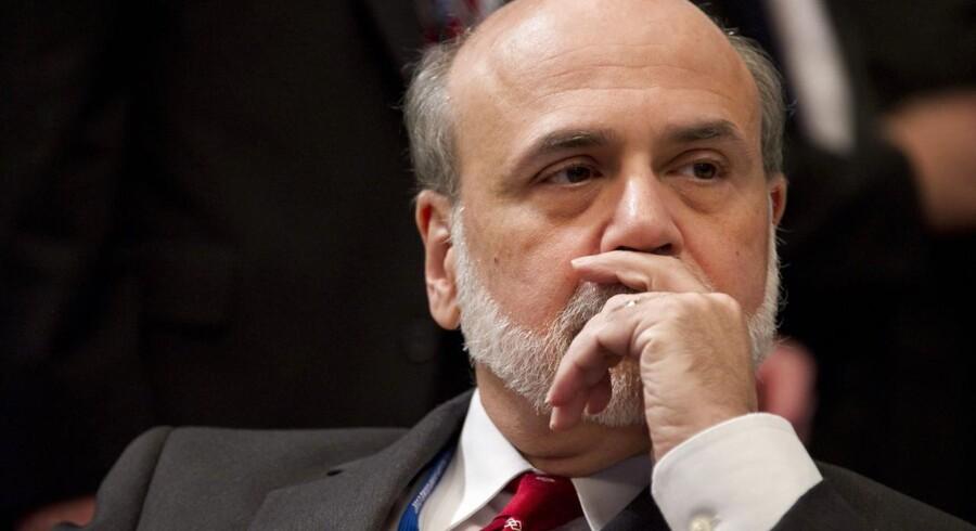 Ben Bernanke har angiveligt luftet planer om forlade posten som centralbankchef, uanset om Barack Obama genvælges, eller om Mitt Romney rykker ind i Det Hvide Hus.
