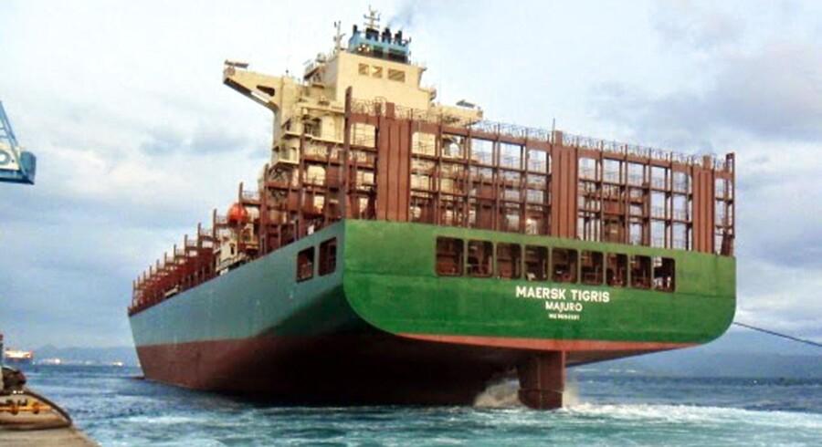 Maersk Tigris.