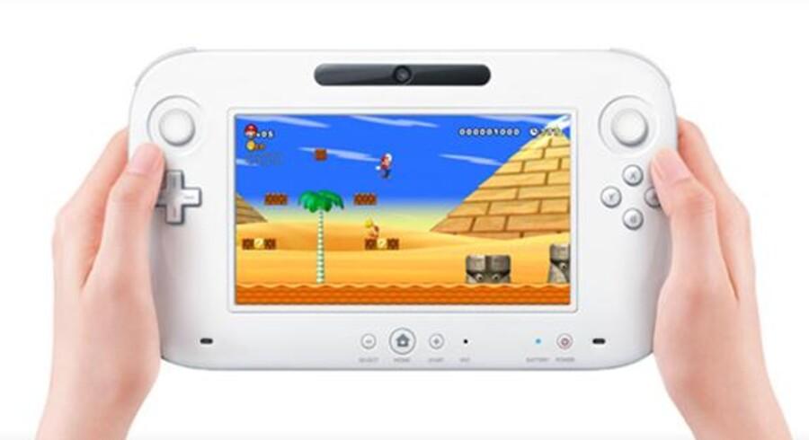 Wii U kan sagtens bruge to controllere, men Nintendo tøver med at kræve, at brugerne skal købe to controllere på grund af den højere pris.