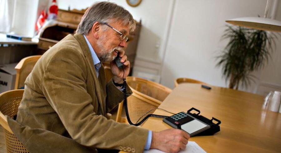 Boligøkonom Jens Lunde mener, at skatteudspillet ikke sender boligejere på gaden - men det er heller ikke nogen fest.