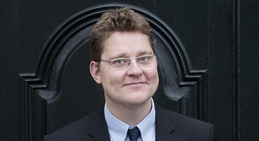 Rasmus Helveg Petersen er ny udviklingsminister.