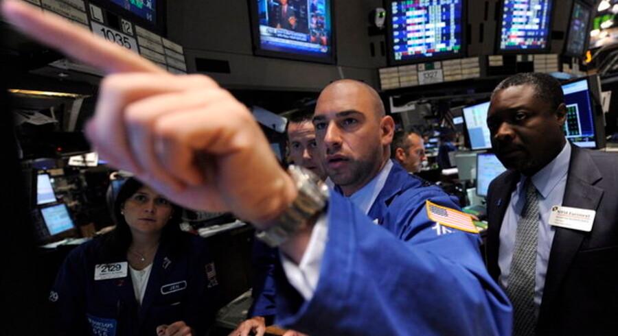 Det går hastigt opad på børserne i disse uger - men AktieUgebrevet mener, at det er en ny boble.