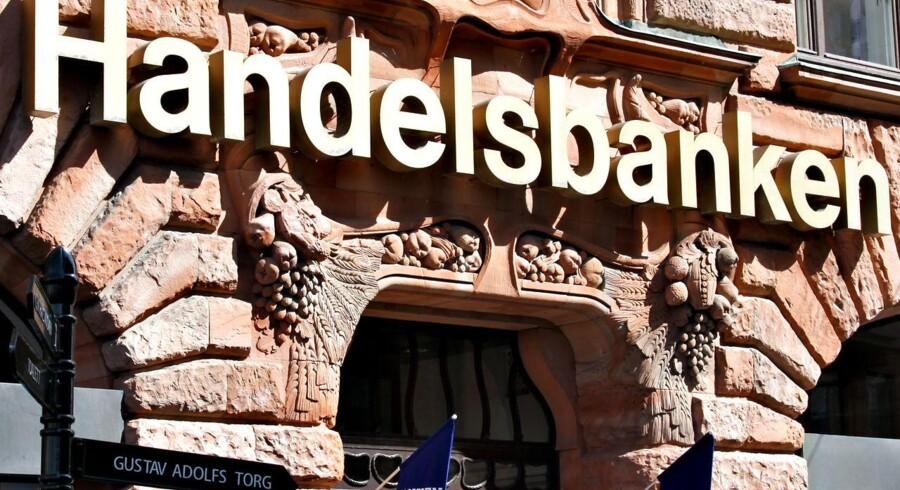 Handelsbanken, Sverige