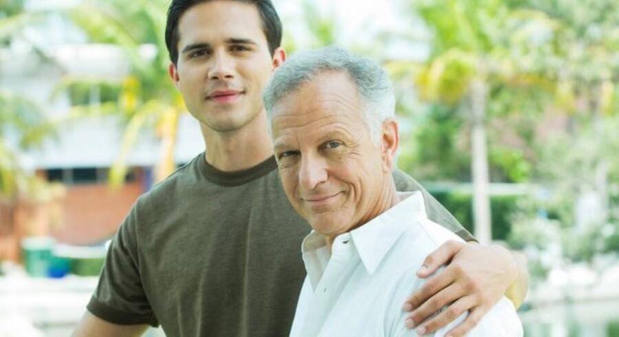 En læser spørger, om hans børn kan arve fradraget for tab på værdipapirer?