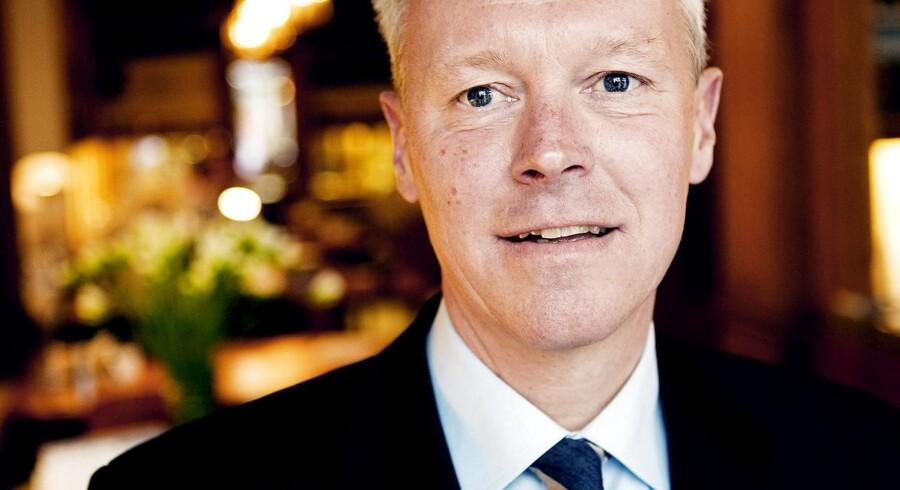 Sparekassen Lollands tidligere direktør Lynge Thang Jørgensen.