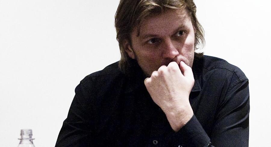 Den tidligere Magasin-ejer Jón Ásgeir kæmper med kreditorerne.