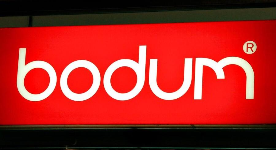 Bodum-logoet sidder allerede på de første el-artikler, og de vil allerede til næste år stå for 80-90 pct. af omsætningen, forudser direktøren.