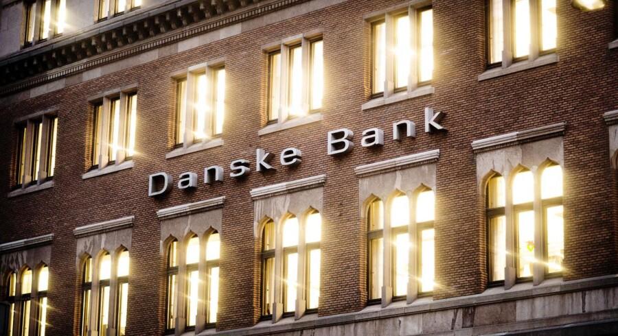 Allerede i september måned sidste år fik Danske Bank en tilbagemelding om Finanstilsynets analyse af danske IRB bankers risikovægte for erhvervsporteføljen.