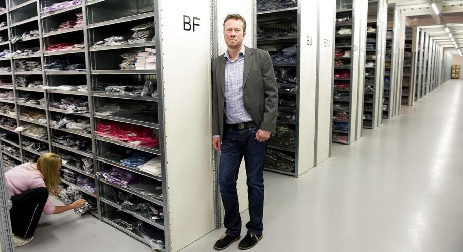 ARKIVFOTO. Smartguy. Direktør, Christian Bjerre Kust.