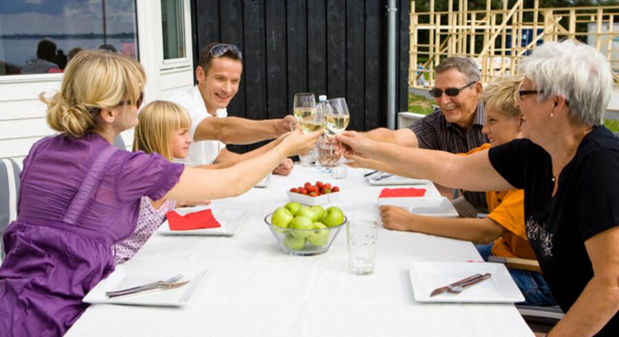 Det er hyggeligt at være flere om et sommerhus, men det er ikke altid problemløst.