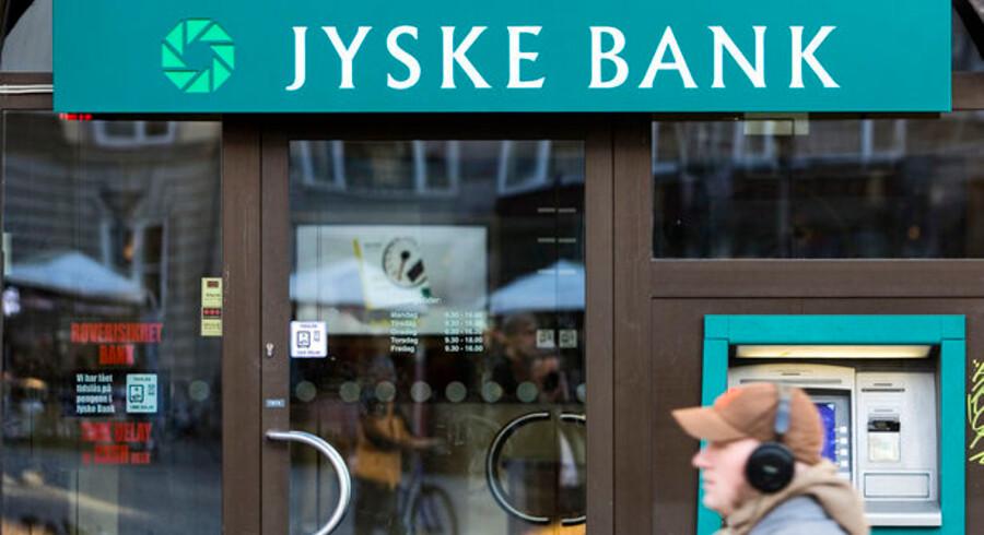 Jyske Bank har markeret sig med mange sager ved Pengeinstitutankenævnet den seneste tid.