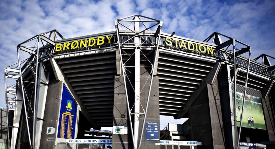 Brøndby IF mangler blandt andet penge efter nedskrivninger af Brøndby Stadions værdi.