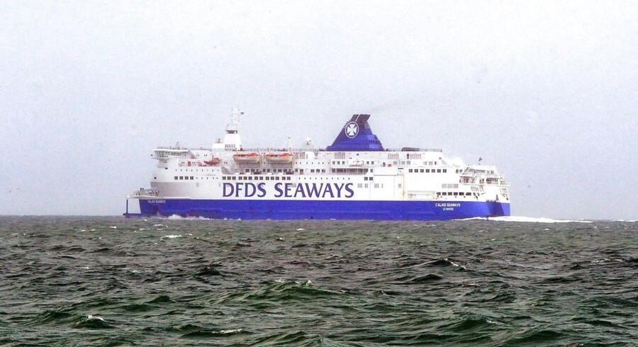 A.P. Møller - Mærsk solgte torsdag hele sin beholdning af aktier i DFDS.