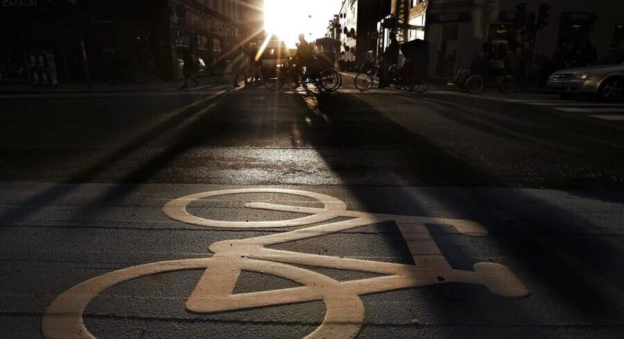 Pengeposerne regner ned over alle slags københavnere. Der gives blandt andet 35 millioner kroner til forbedrede forhold for cyklister på den ydre del af Nørrebrogade.