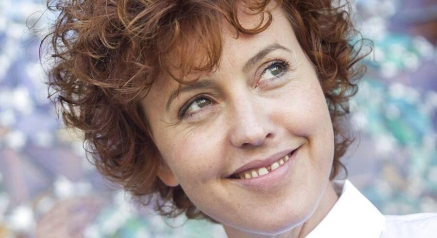 Skuespilleren Marie Louise Wille er en af de nominerede til årets Teaterpokal.