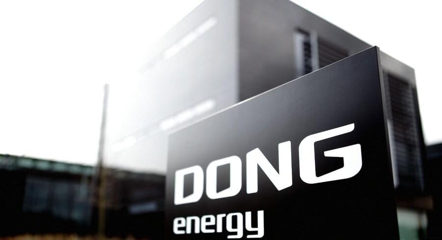 DONG Energys forretning med distribution af el er ikke effektiv nok, ifølge Energitilsynet. (Foto: Henning Bagger/Scanpix 2013)