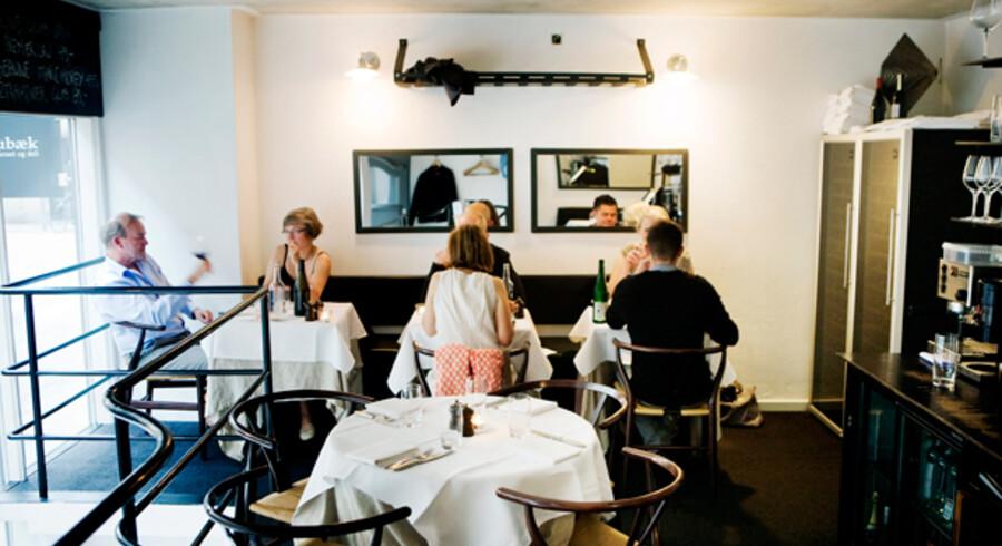 Restauranterne er plaget af tomme stolesæder, og antallet af konkurser er stigende.