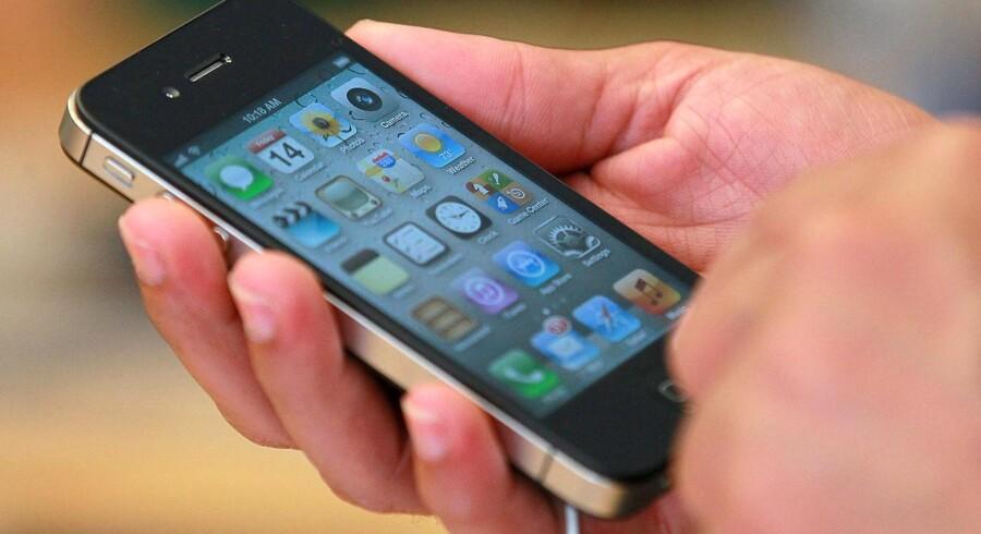 Historisk set stiger antallet af stjålne iPhones, når Apple sender en ny telefon på gaden.