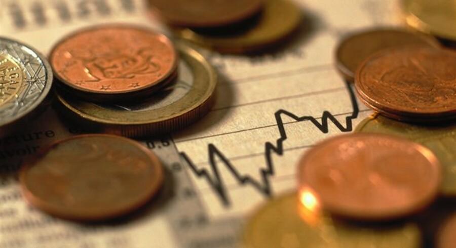 Det har været dyrt at have en unit link-pension uden garanti i 2008.