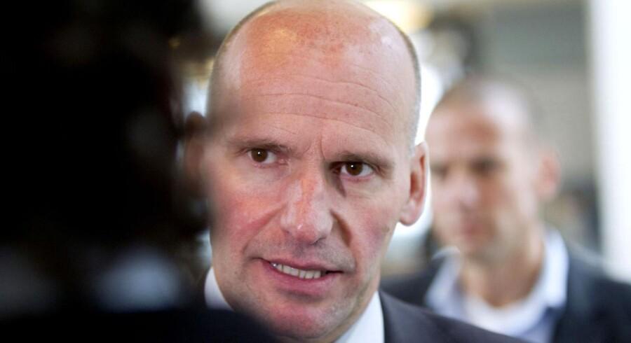 Forsvarer Geir Lippestad går efter en mildere straf til Breivik end det norske maksimum på 21 år. Arkiv.