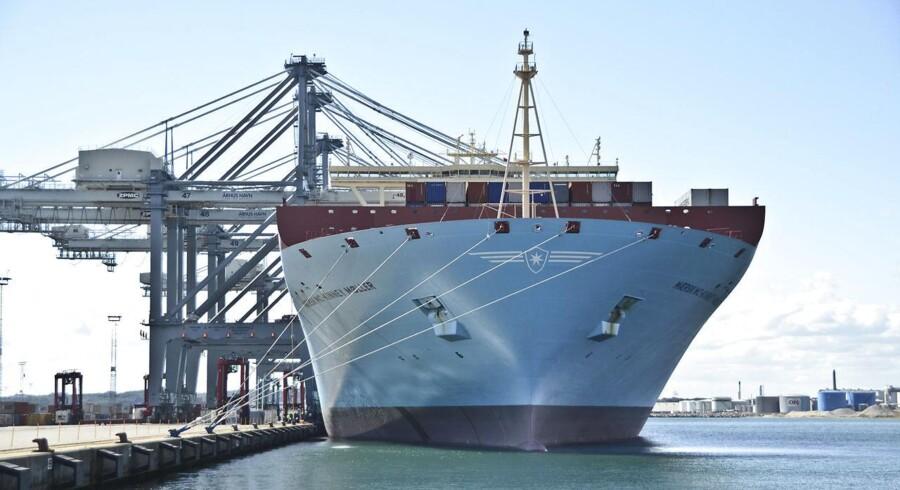 Mærsks havnedivision APM Terminals har lige nu så stort afkast på den investerede kapital i forhold til koncernens overordnede mål, at det giver handlefrihed.