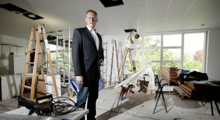 Engsø Gruppens adm. direktør Per Engsø Larsen