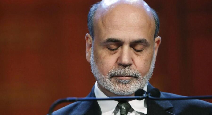 Ben Bernanke drømmer om et USA uden gældsloft.