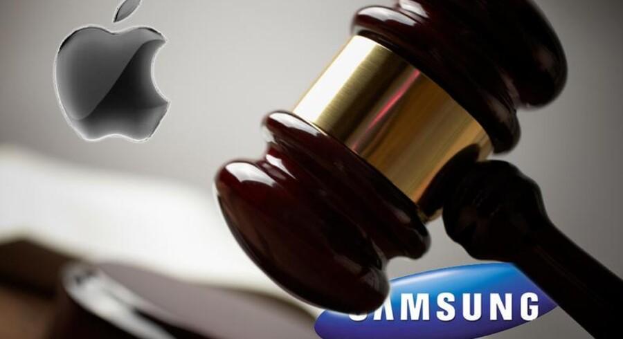 Dansk professor påstår, at han har solgt et patent til Samsung, som Apple må have inkluderet i iPhone 4S.