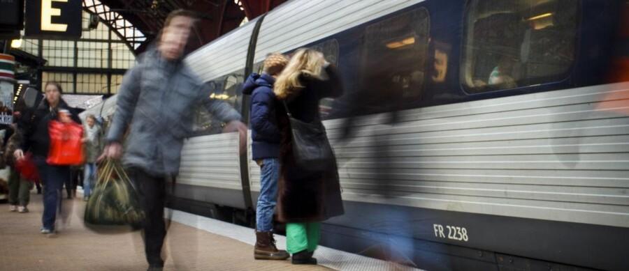 Pendlerne skal betale mere for rejserne fra 19. januar.