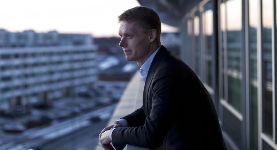 Administrerende direktør i DONG Henrik Poulsen ser frasalget af Kraftgården AB som et vigtig skridt i DONGs finansielle handlingsplan.